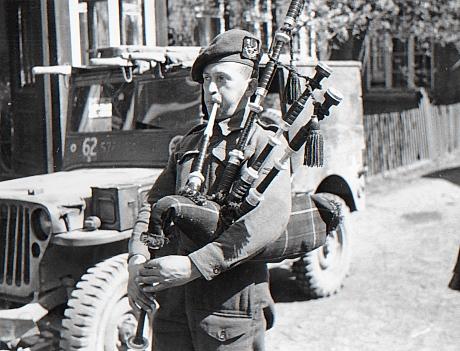 Read more about the article Die Eroberung der Stadt durch britische Truppen am 18.4.1945