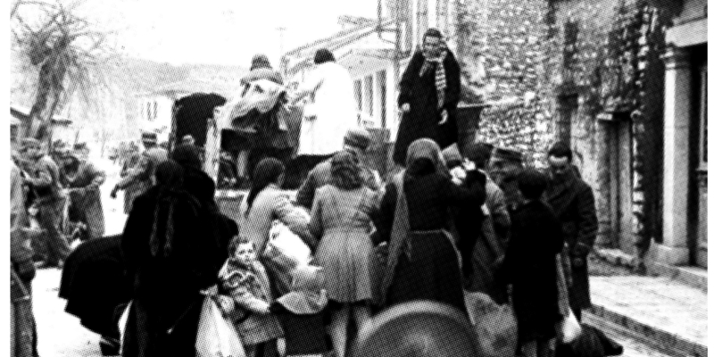 Shoah in Griechenland 1943-1944