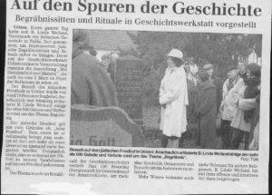 Read more about the article Flüchtlinge   Nur (einmal) Opfer?