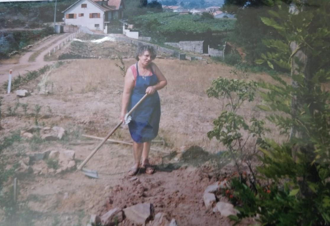 Fatimas Mutter in Portugal